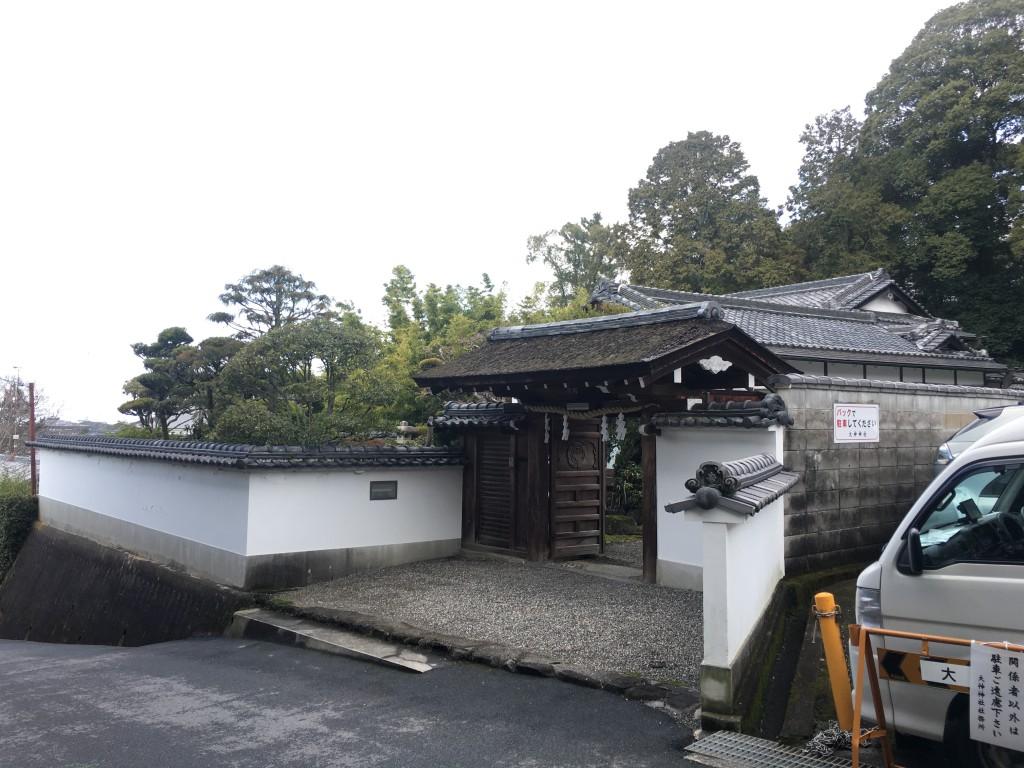奈良のパワースポット大神神社界隈を歩きました