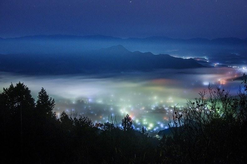 雲海は奈良にもあります。絶景の写真を紹介します。