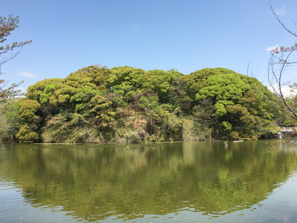大坂茶臼山古墳は真田丸と真田幸村の茶臼山の戦いの舞台