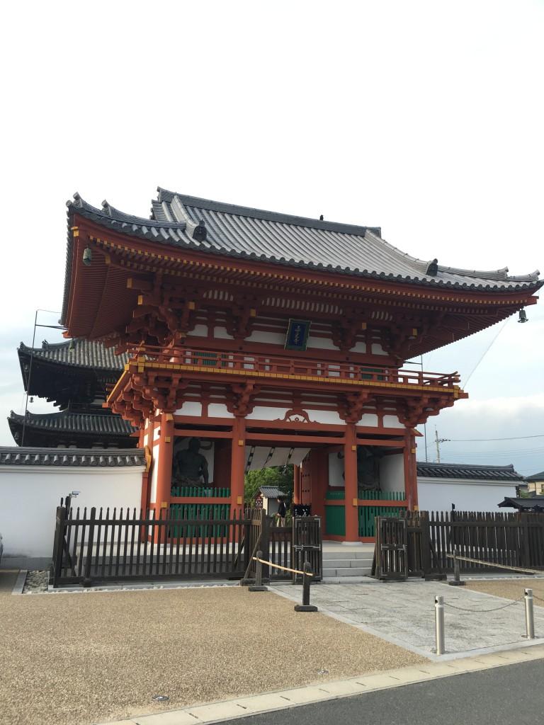 喜光寺で開催された蕎麦の会に行きました。