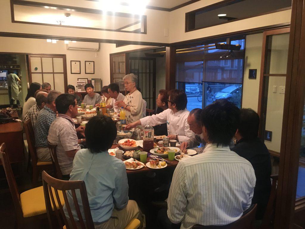 7月15日太宰府まちづくり部では・奈良の家を見に行きました・を開催します。
