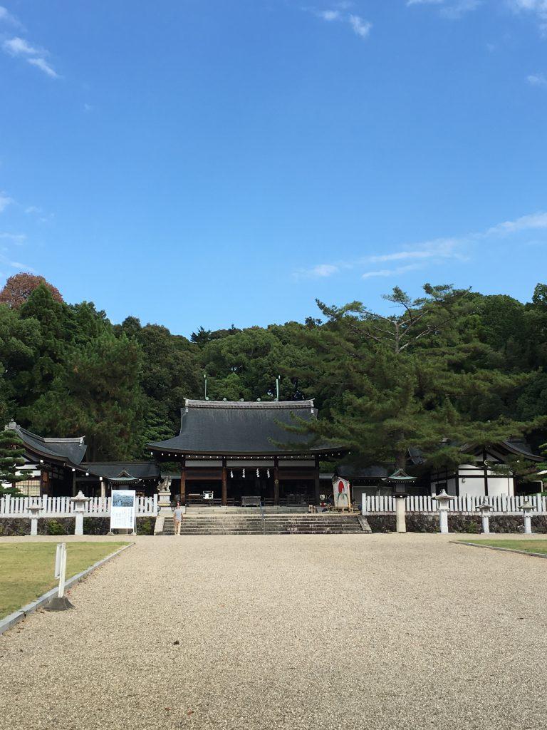 太平洋戦争の記憶。奈良の護国神社を訪ねました