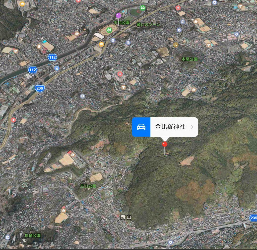 太平洋戦争の記憶 8月9日長崎の原爆 金毘羅宮に助けられた被爆者の話
