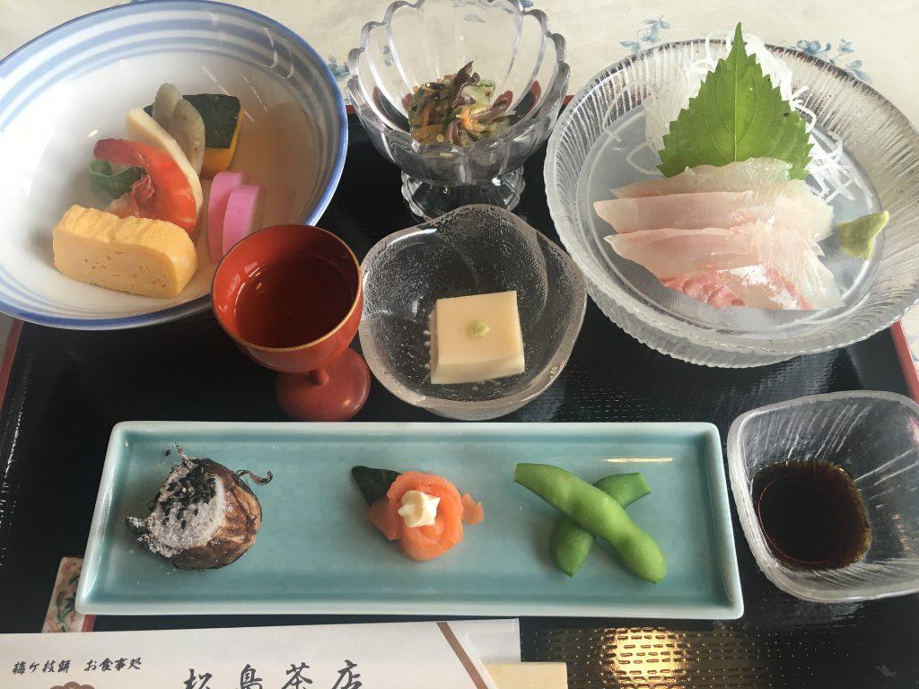 太宰府観光のおすすめランチに松島茶屋を紹介します