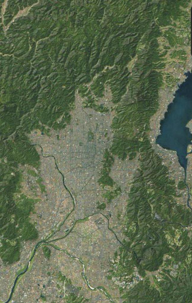 太平洋戦争の記憶 米軍の原爆投下目的地は京都だった