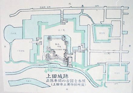 上田市の観光は上田城とその周辺のまちあるき観光がおすすめ