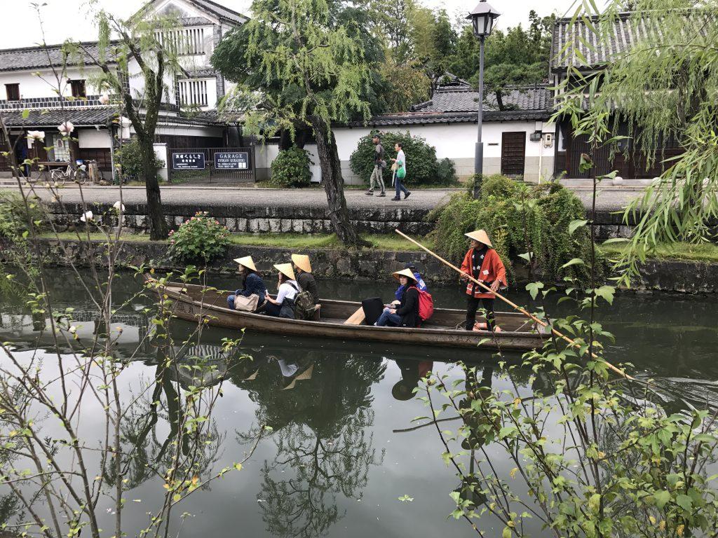 倉敷駅から美観地区のアクセスは15分で歩ける徒歩がおすすめ
