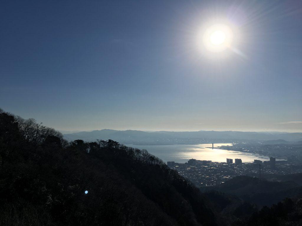 滋賀県湖西の山手の妖怪の話