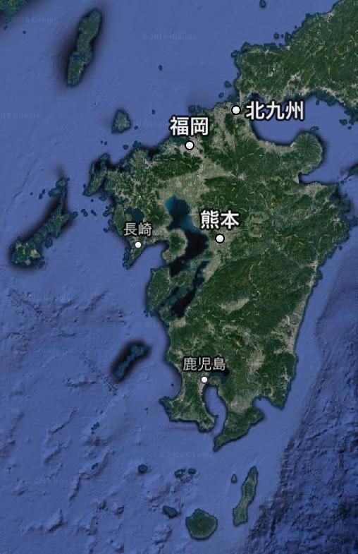 福岡市が九州最大の都市になった理由