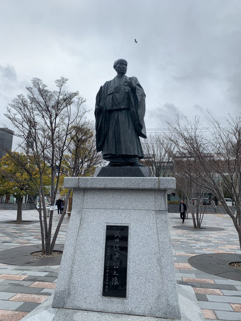 武田信玄の性格がみえる戦いと武田最強の領土拡張