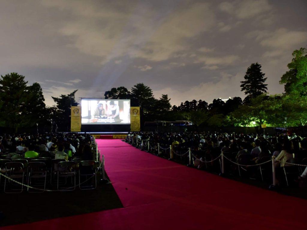 奈良市長仲川げん氏の12年を語る・なら国際映画祭に市長が与えた苦難